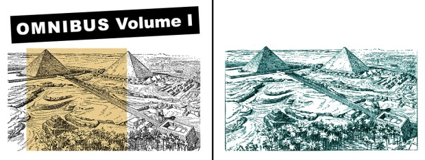 Volume I page 30, images