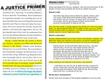 A Justice Primer page 165 — Paul Rose